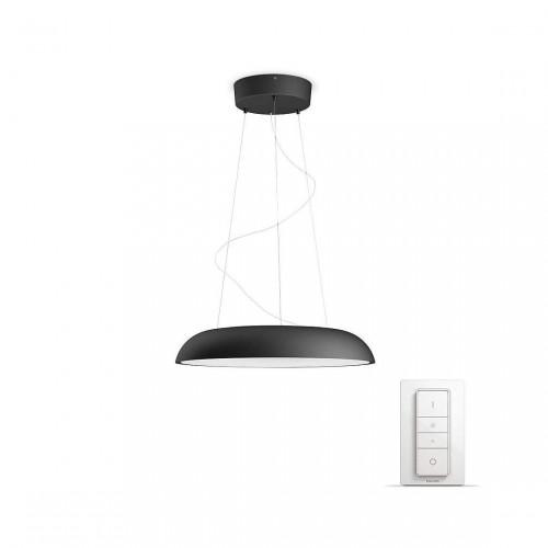 Philips Hue White Ambiance Amaze Bluetooth - LED Pendelleuchte mit Dimmschalter