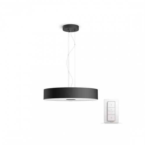 Philips Hue White Ambiance Fair Bluetooth - LED-Pendelleuchte mit Dimmschalter
