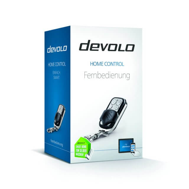 devolo Home Control Fernbedienung