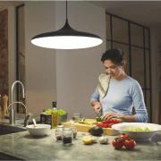 Philips Hue White Ambiance Cher - Pendelleuchte mit Dimmschalter