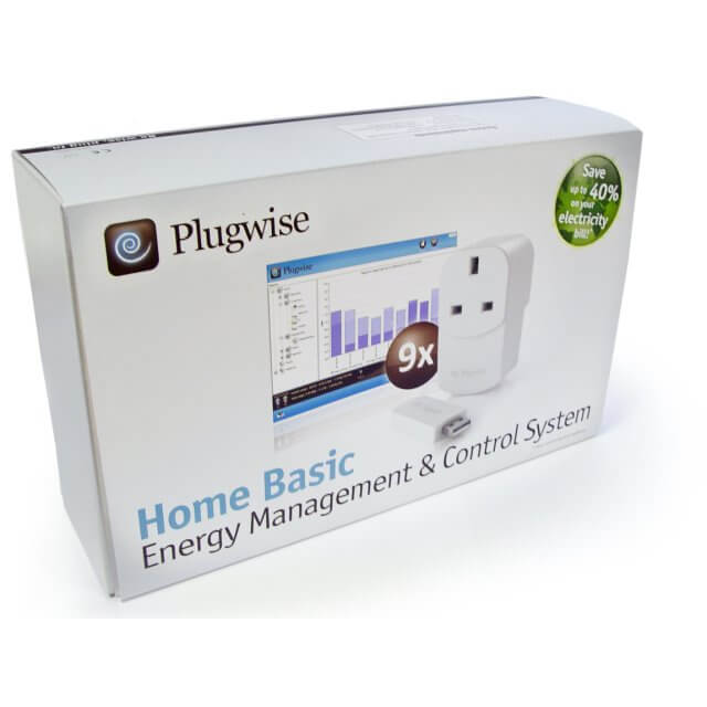 Plugwise Home Basic - Energiespar-Komplettset