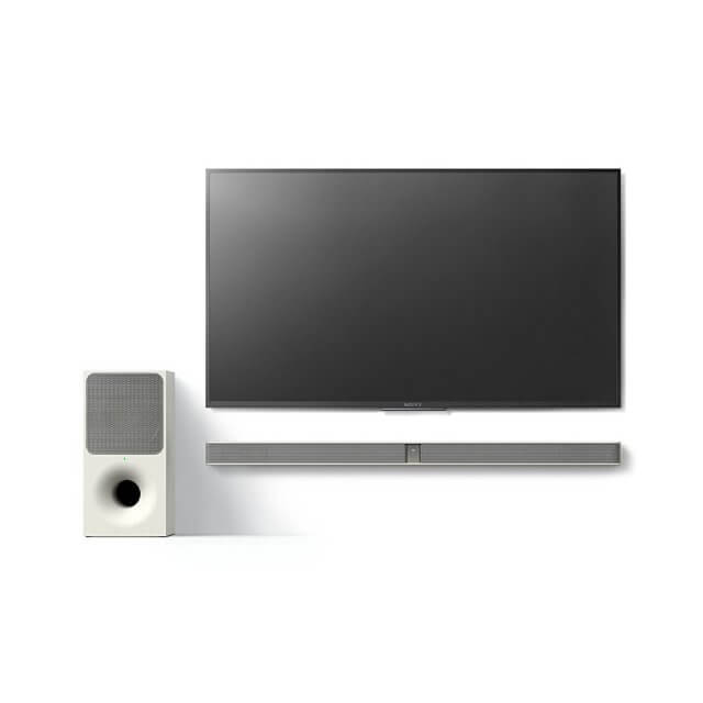 Sony HT-CT291 2.1 - Soundbar mit Bluetooth