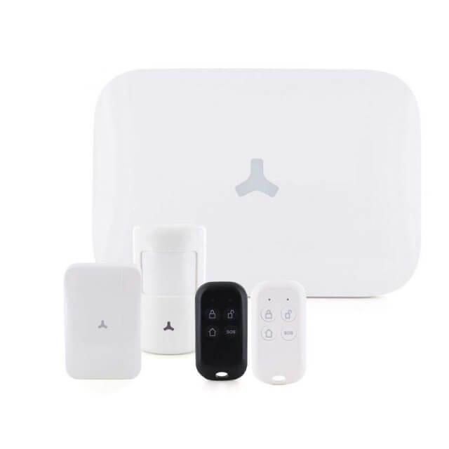 tapHOME Alarm GSM Starterkit A1