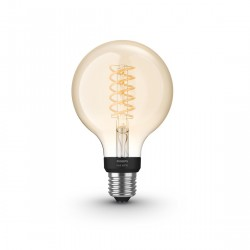 Philips Hue White Filament Globe E27 Bluetooth - Filament-Lampe