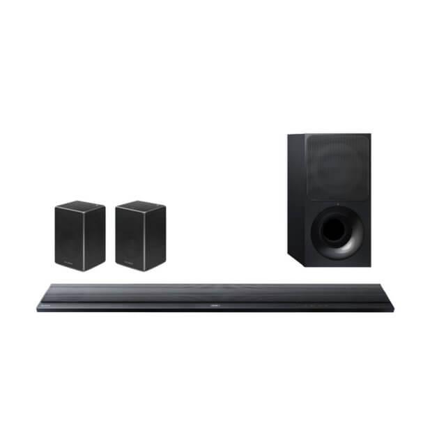 Sony HT-RTZ7 4.1 Heimkino- und Multiroom-Set