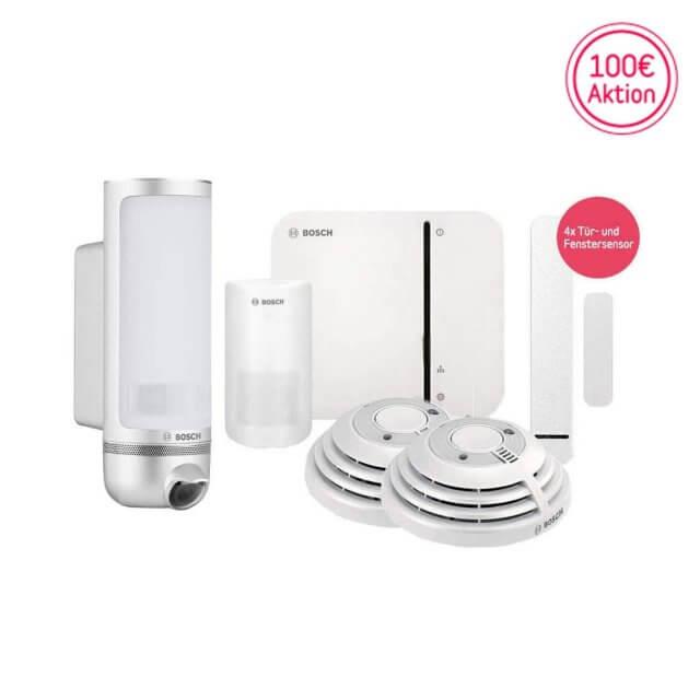 Bosch Smart Home - Hauspaket Einbruchschutz