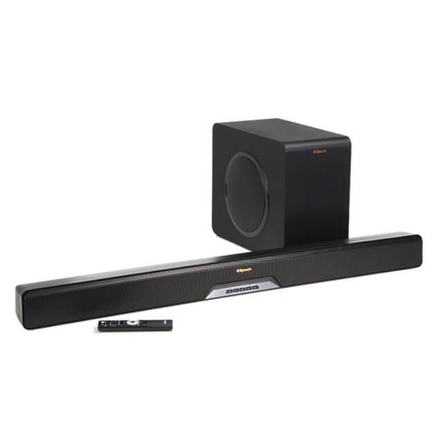 Klipsch RSB-14 Soundbar + Wireless Subwoofer