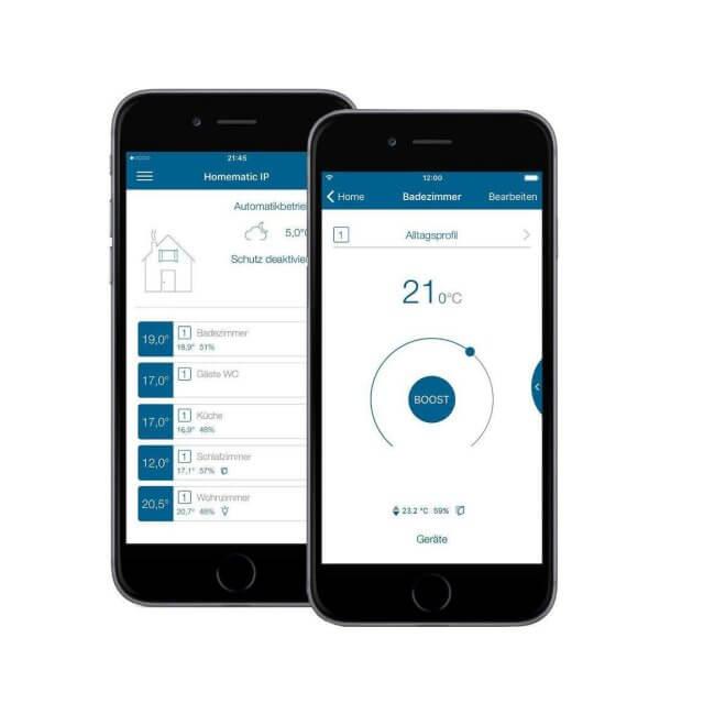 Telekom SmartHome Paket Heizung