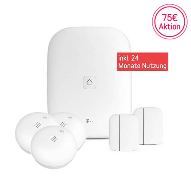 Telekom SmartHome Rauchmelder Paket