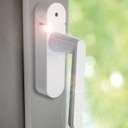 Schellenberg Smart Home Fenstergriff mit Alarm und Funk