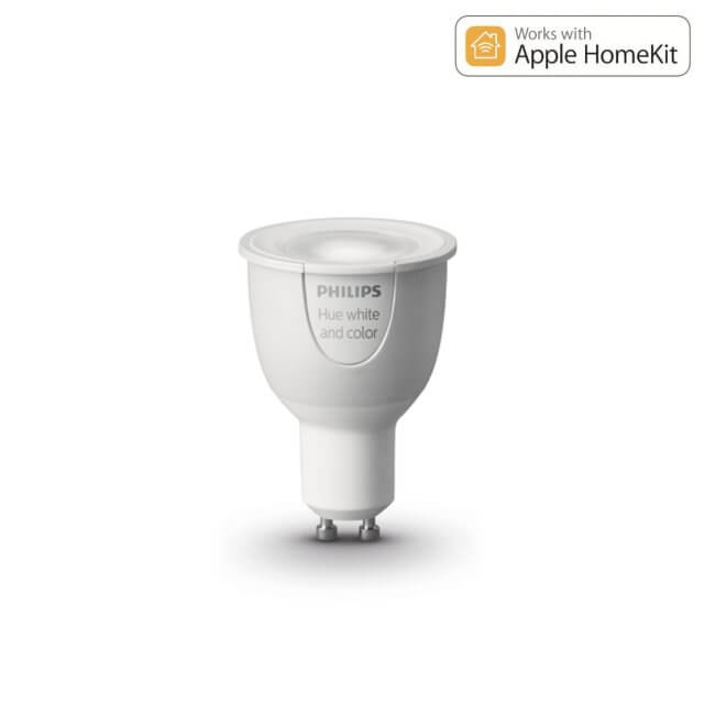 Philips Hue White and Color Ambiance GU10 LED-Spot