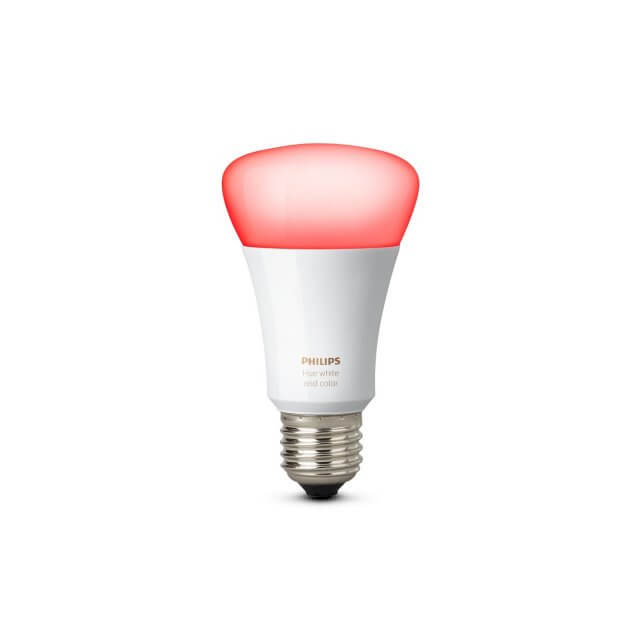 Philips Hue White and Color Ambience E27 in rot