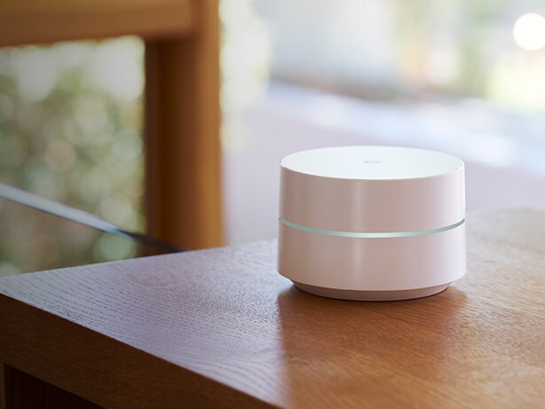 Smart Home Produkte von Google