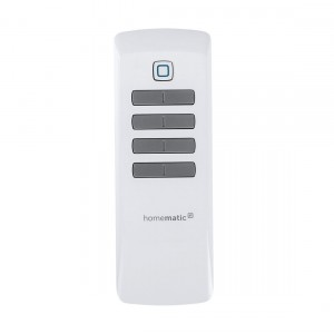 Homematic IP Fernbedienung – 8 Tasten frontal
