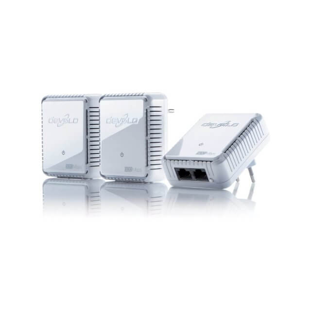devolo dLAN 500 duo - Network Kit Powerline