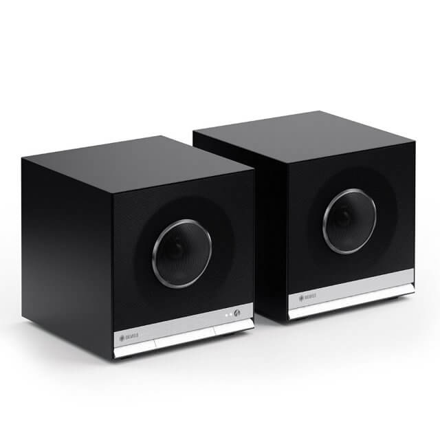 Teufel Raumfeld Stereo Cubes - WLAN-Lautsprecher