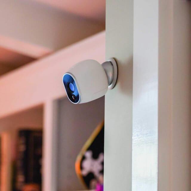 Netgear Arlo Set - Sicherheitssystem mit 3 HD Kameras