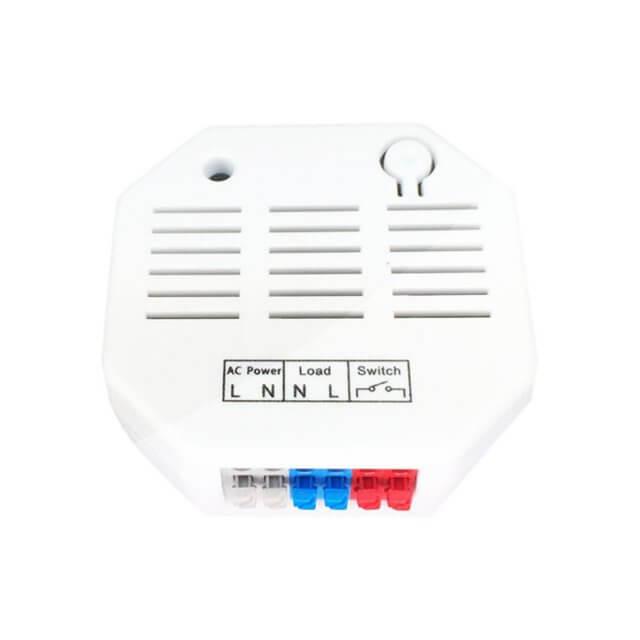 Lupusec Unterputzrelais mit Stromzähler für XT2 Plus