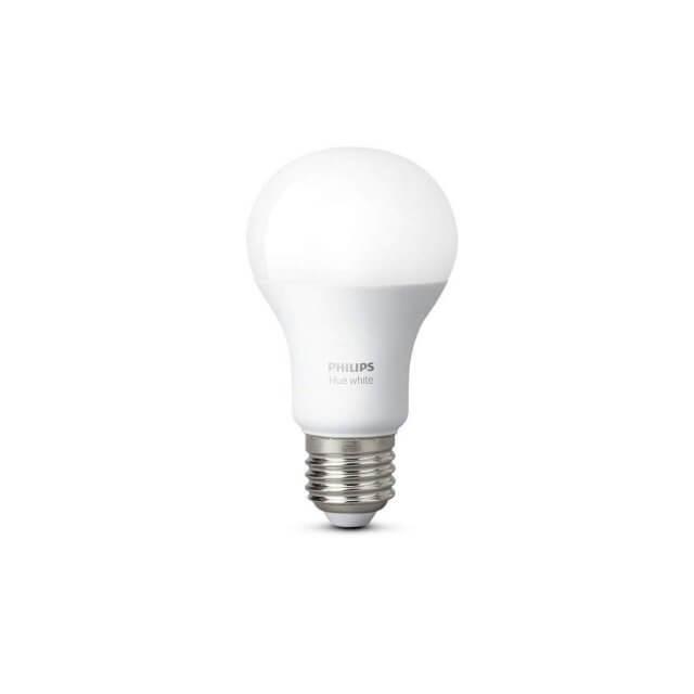 Philips Hue E27 Lampe in weiß