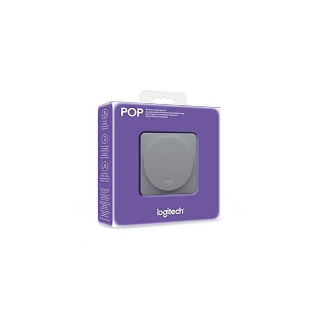 Logitech POP Home Switch - Smart Button - Alloy Verpackung