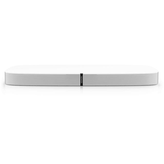 Sonos PLAYBASE - WLAN-Soundbase in weiß