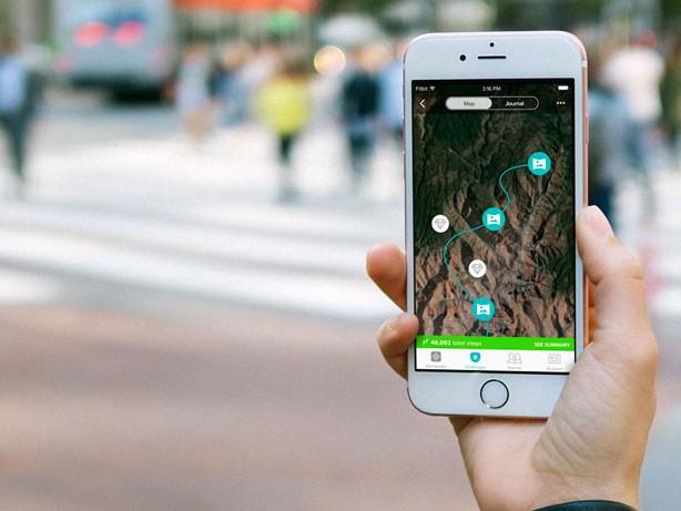 fitbit app-gesteuert