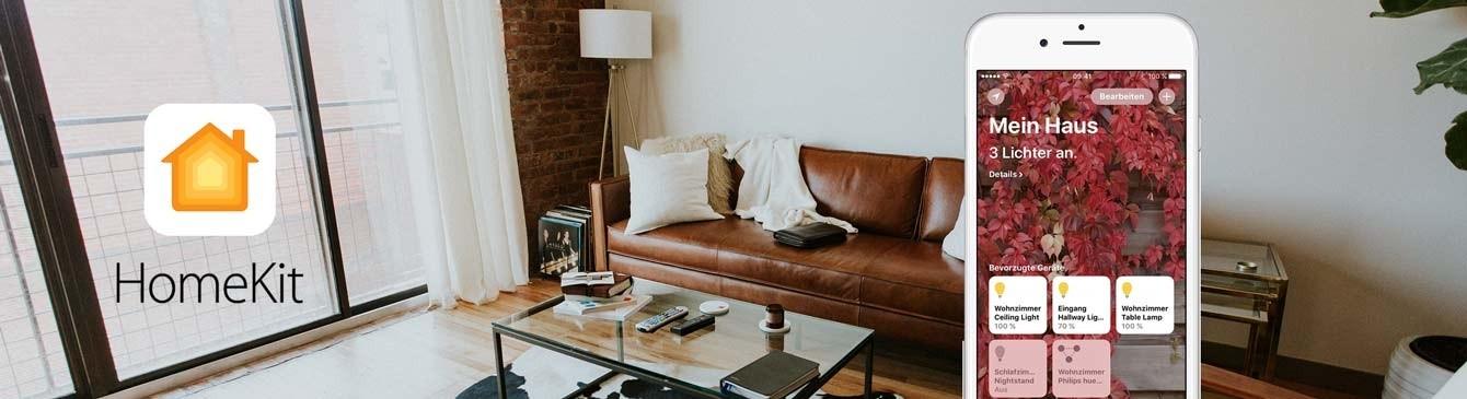 Apple HomeKit kompatible Produkte online kaufen | tink