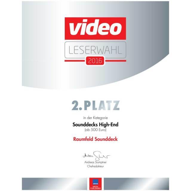 Teufel Raumfeld Sounddeck - WLAN-Soundbase
