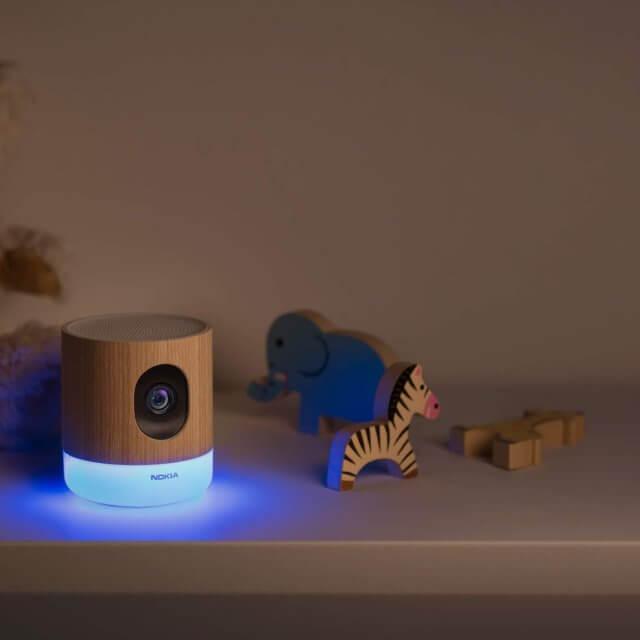 Nokia Home - Nacht Einsatz