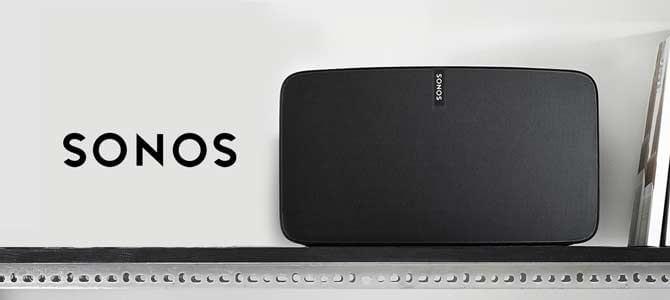 Sonos Lautsprecher
