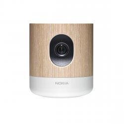 Nokia Home Video-Monitoring System & Überwachung der Raumluftqualität