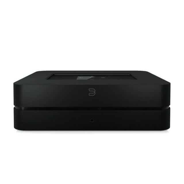 Bluesound Powernode 2 - HD-Streaming-Player mit Verstärker