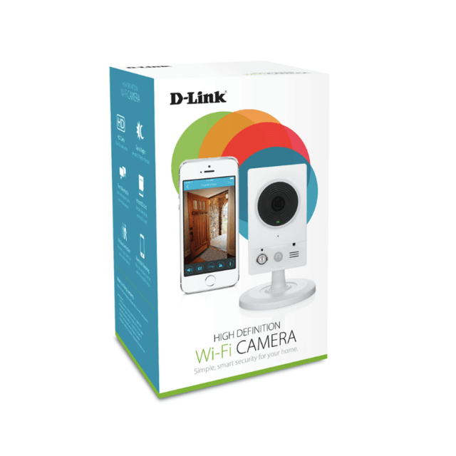 D-Link DCS-2132L - HD Wireless Cloud Kamera
