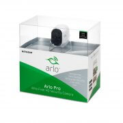 Netgear Arlo Pro Set - Sicherheitssystem mit 1 HD Kamera (VMS4130)