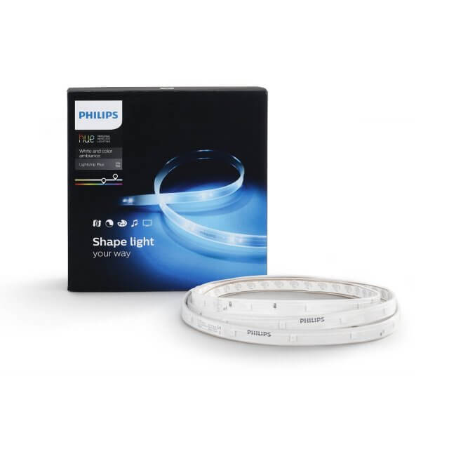 Philips Hue White and Color Ambiance LightStrip Plus Basis - LED-Streifen