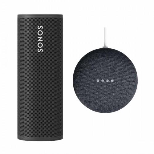Sonos Roam + Google Nest Mini