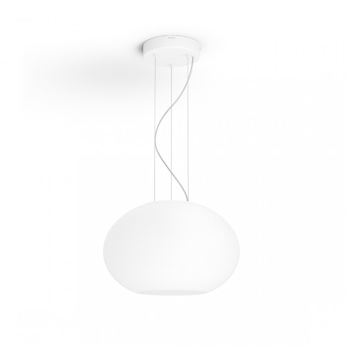 Philips Hue White and Color Ambiance Flourish Bluetooth - Pendelleuchte