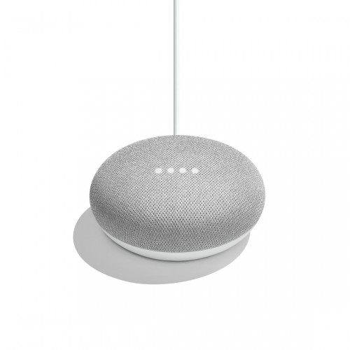 Google Home Mini in grau