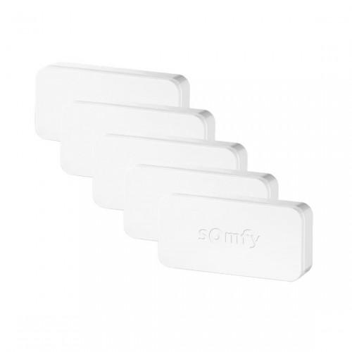 Somfy IntelliTAG Erschütterungssensor im 5er-Set