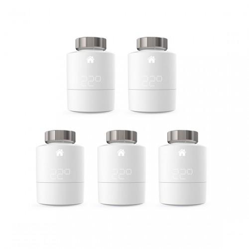 tado° Smartes Heizkörper-Thermostat - 5er-Pack
