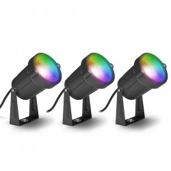 Innr Smart Outdoor Spot Light Colour 3er-Set - LED-Spot