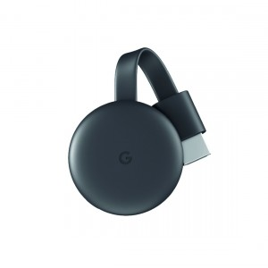 Google Chromecast - 3 Generation - Streaming Media Player