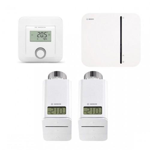 Bosch Smart Home - Starter Set Heizung + Raumthermostat