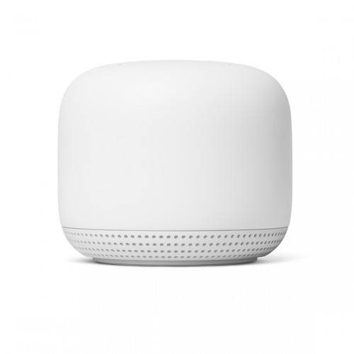 Google Nest Wifi - Access Point Weiß frontal