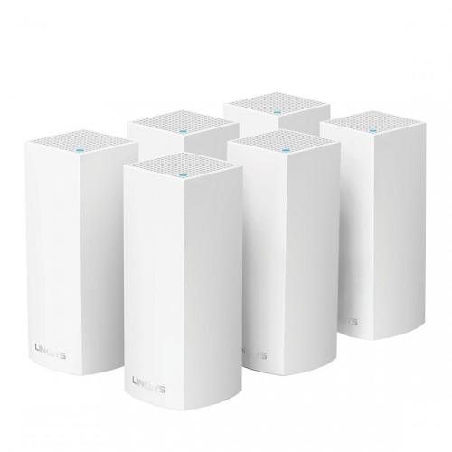 Linksys Velop 6er-Pack - Tri-Band Mesh-WLAN-System