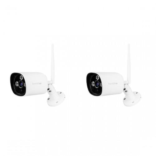 Hombli Smart Outdoor Camera - Außenkamera 2er-Set
