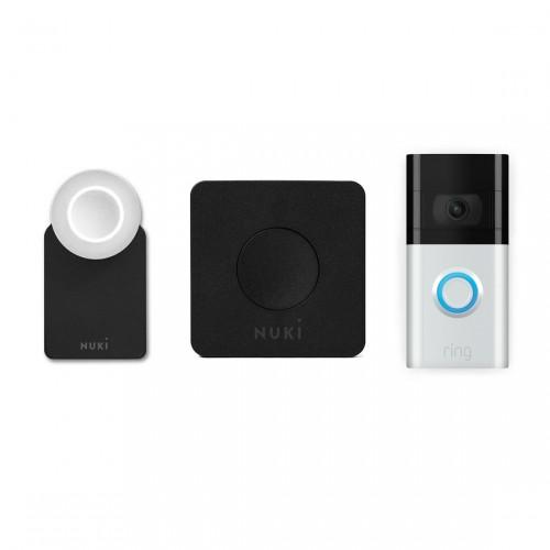 Ring Video Doorbell 3 + Nuki Combo 2.0