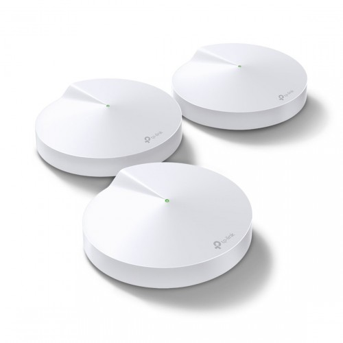 TP-Link Deco M5 (3-pack) - Wifi Mesh Systeem