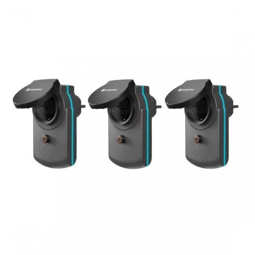 GARDENA smart Power Zwischenstecker 3er Set