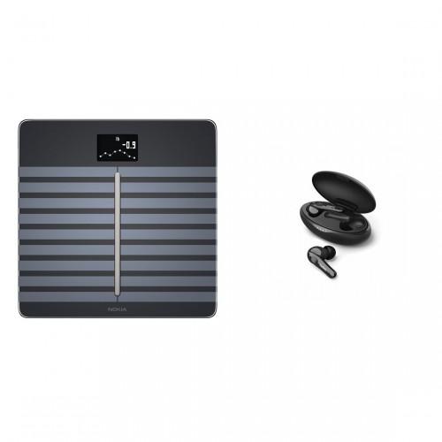 Withings Body Cardio + Belkin SOUNDFORM Move True Wireless Earbuds
